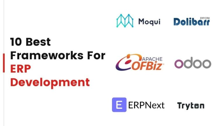 Open-source ERP frameworks
