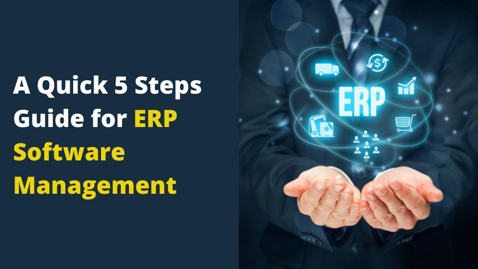 ERP Software Management