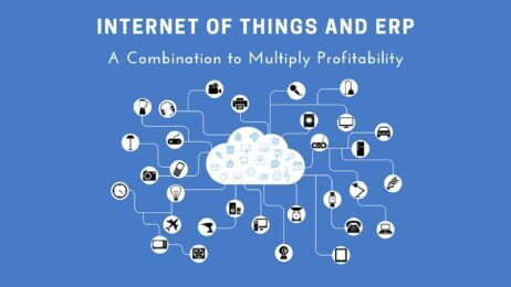 Internet of things and ERP