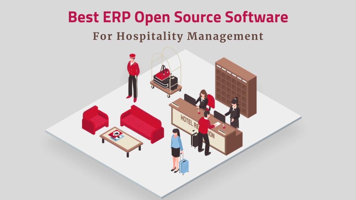 ERP software for hospitality management