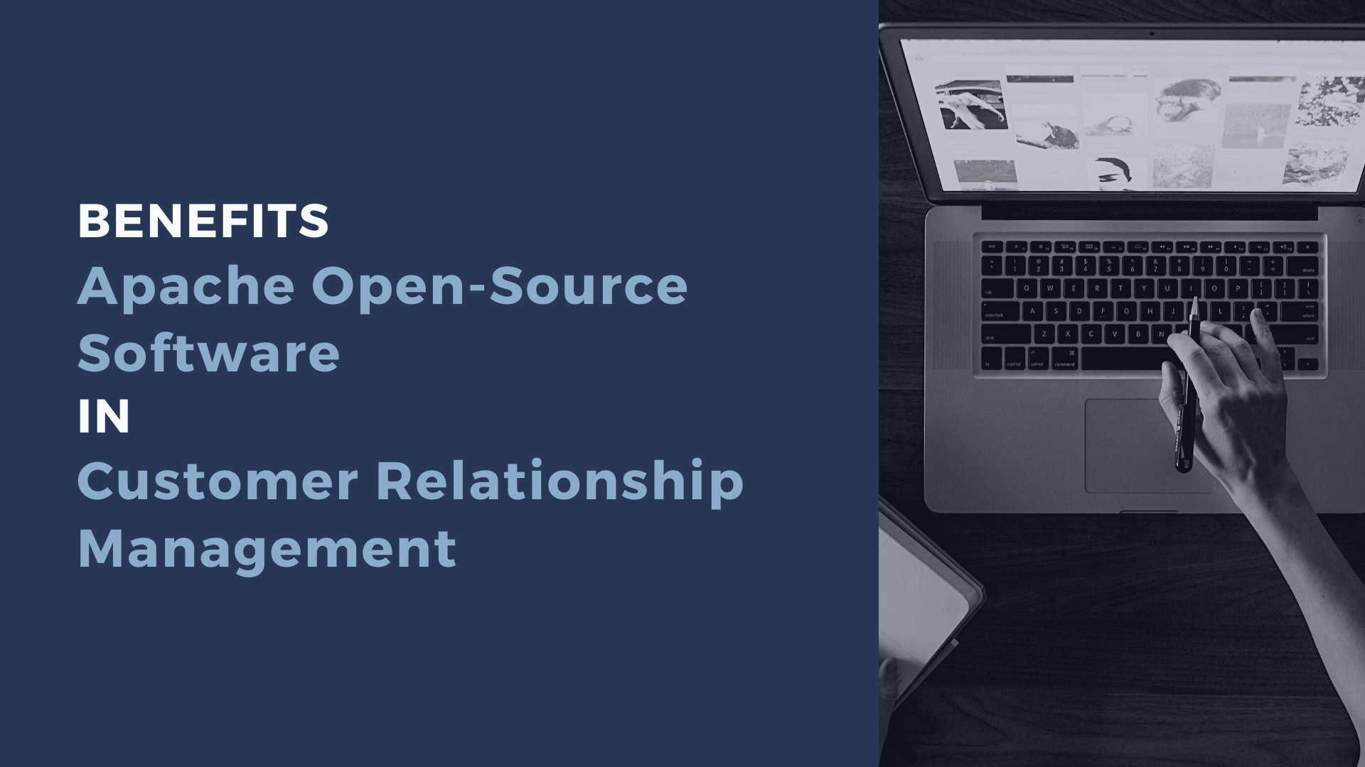 Apache open-source CRM