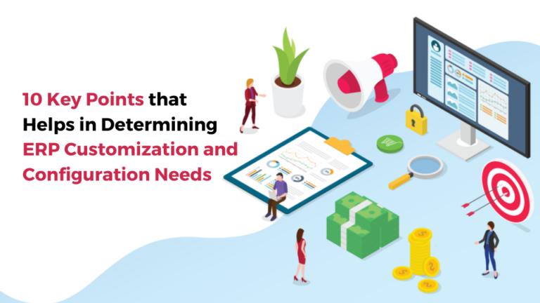 ERP Customization and configuration needs