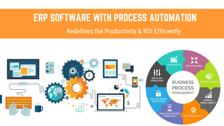 ERP Software with Process Automation