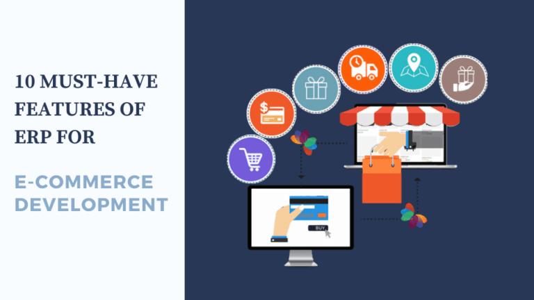 ERP for E-commerce Development