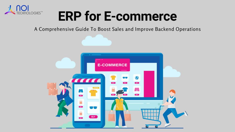ERP for E-commerce