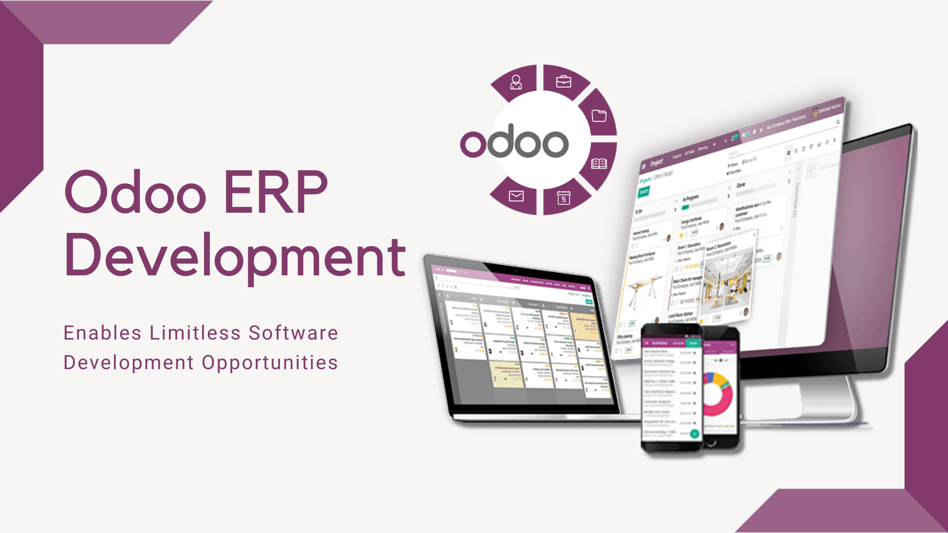 Odoo ERP Development