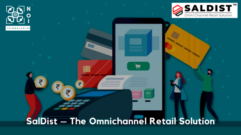 B2B Omnichannel retail solution