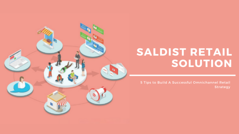 SalDist Retail Solution