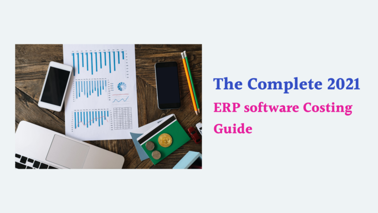 ERP software costing guide