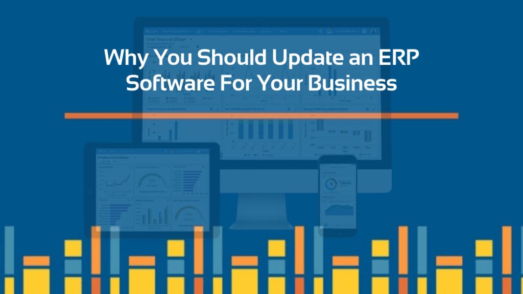 Update an ERP Software