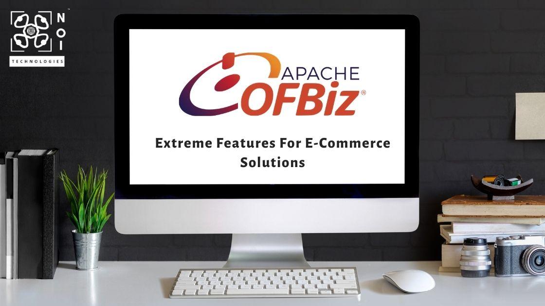 Apache OfBiz Framework