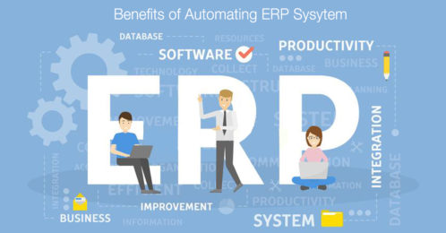 Benefits of Automation ERP System