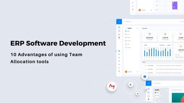 Team Allocation tools