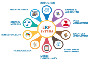Custom ERP solutions features