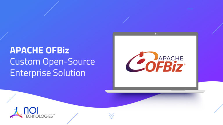 Apache OFBIZ Custom Open-Source